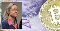 Riksbankschefen: Kryptovalutor kan konkurrera ut statliga valutor