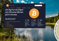 Här är nya svenska sajten som hjälper dig komma igång med din kryptohandel