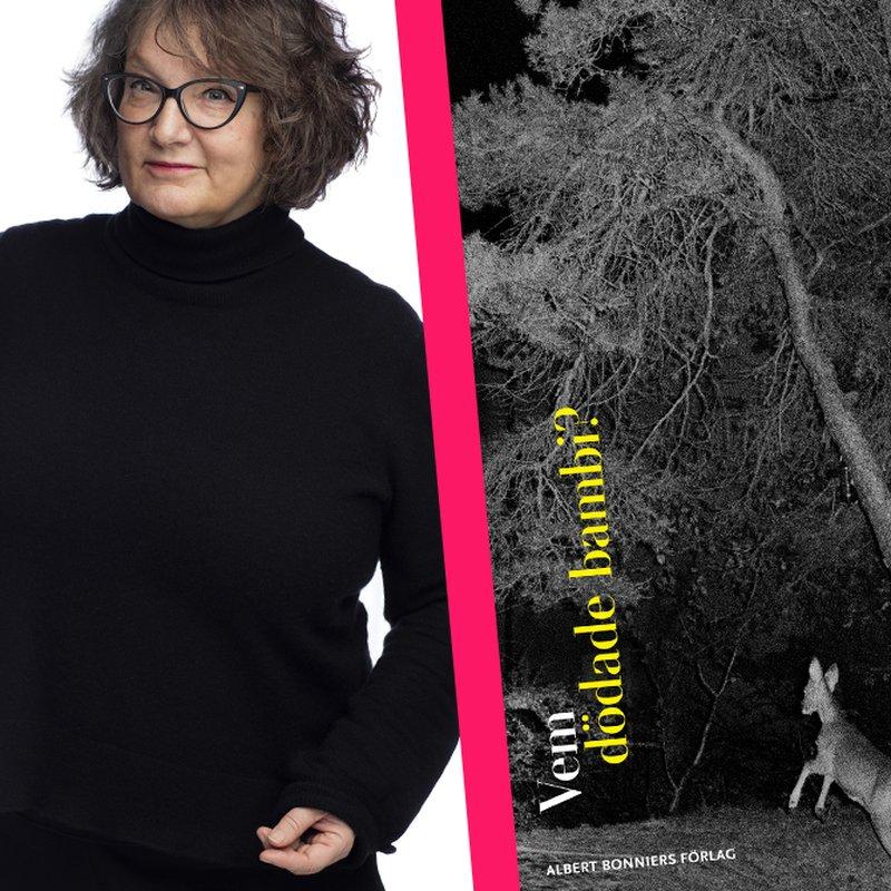 Upptäck Monika Fagerholms litterära universum