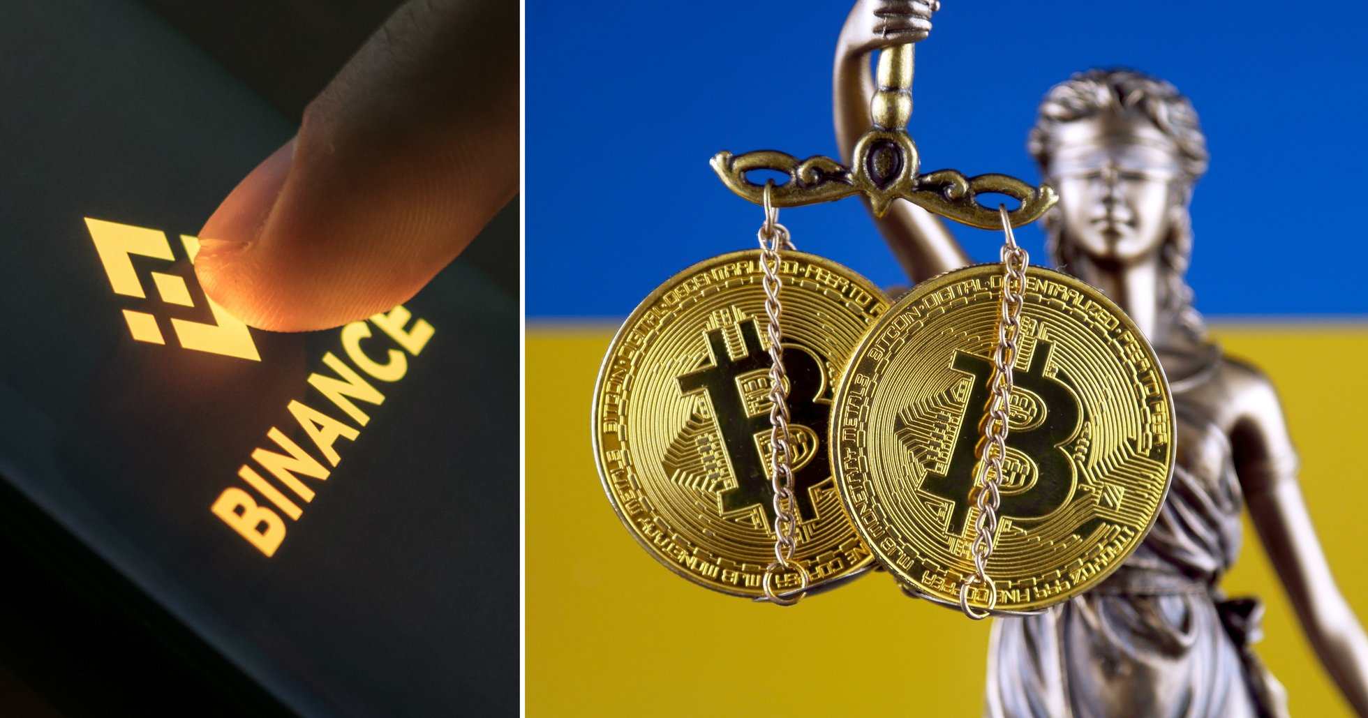 Binance ska hjälpa Ukraina med landets kommande kryptolagar.