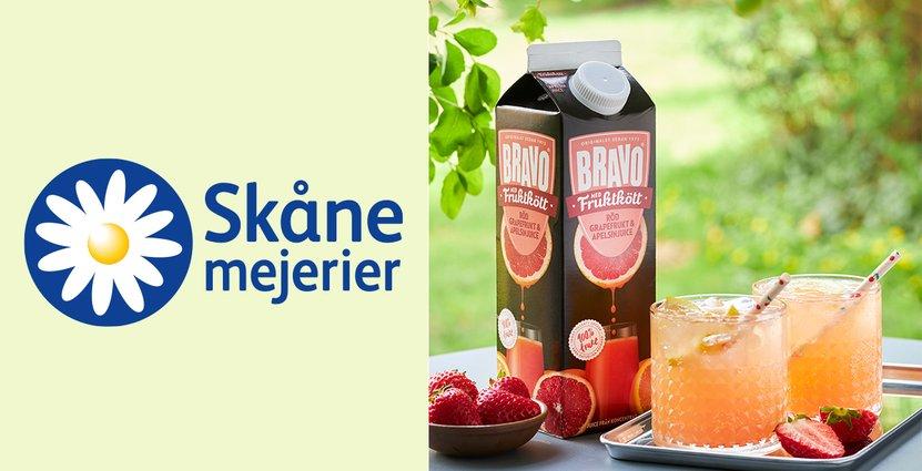 Bravos juicer och smoothies har en naturlig plats på både frukostbuffén och bakom bardisken.