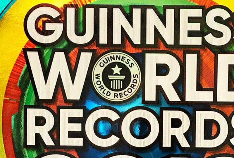 guinness rekord sverige
