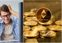 Decline in ethereum price may be due to reduced interest in ICOs