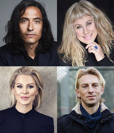 Här är författarna som sommarpratar 2019