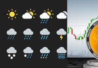 New data reveals: 98 percent of all bitcoin SV transactions made in weather app