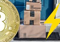 Nu kan du handla med bitcoin hos Amazon med hjälp av lightning network