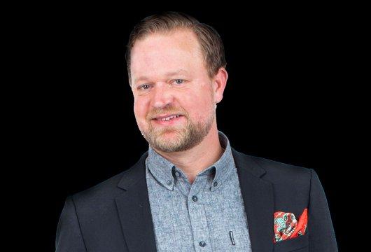 Fredrik Olsson •  Innehållsutvecklare, projektledare och ljudboksredaktör