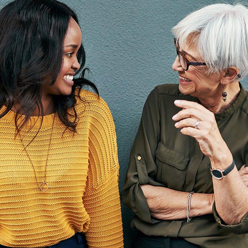 7 böcker om vänskap över generationer