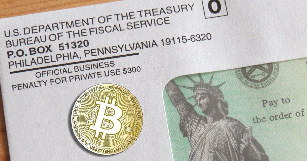 En av tio unga amerikaner har investerat sina stimulanscheckar i kryptovalutor