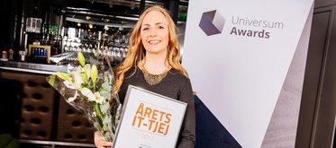 Årets Student 2017: Sofie Borck Janeheim blev Årets IT-kvinna