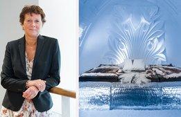 Oförutsägbarheten största utmaningen för Icehotels vd