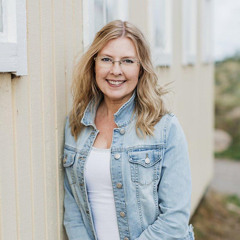 """Caroline Säfstrand: """"Jag vill visa att livet går att förändra"""""""