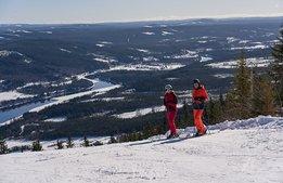 Så påverkas skidorterna av den sena påsken