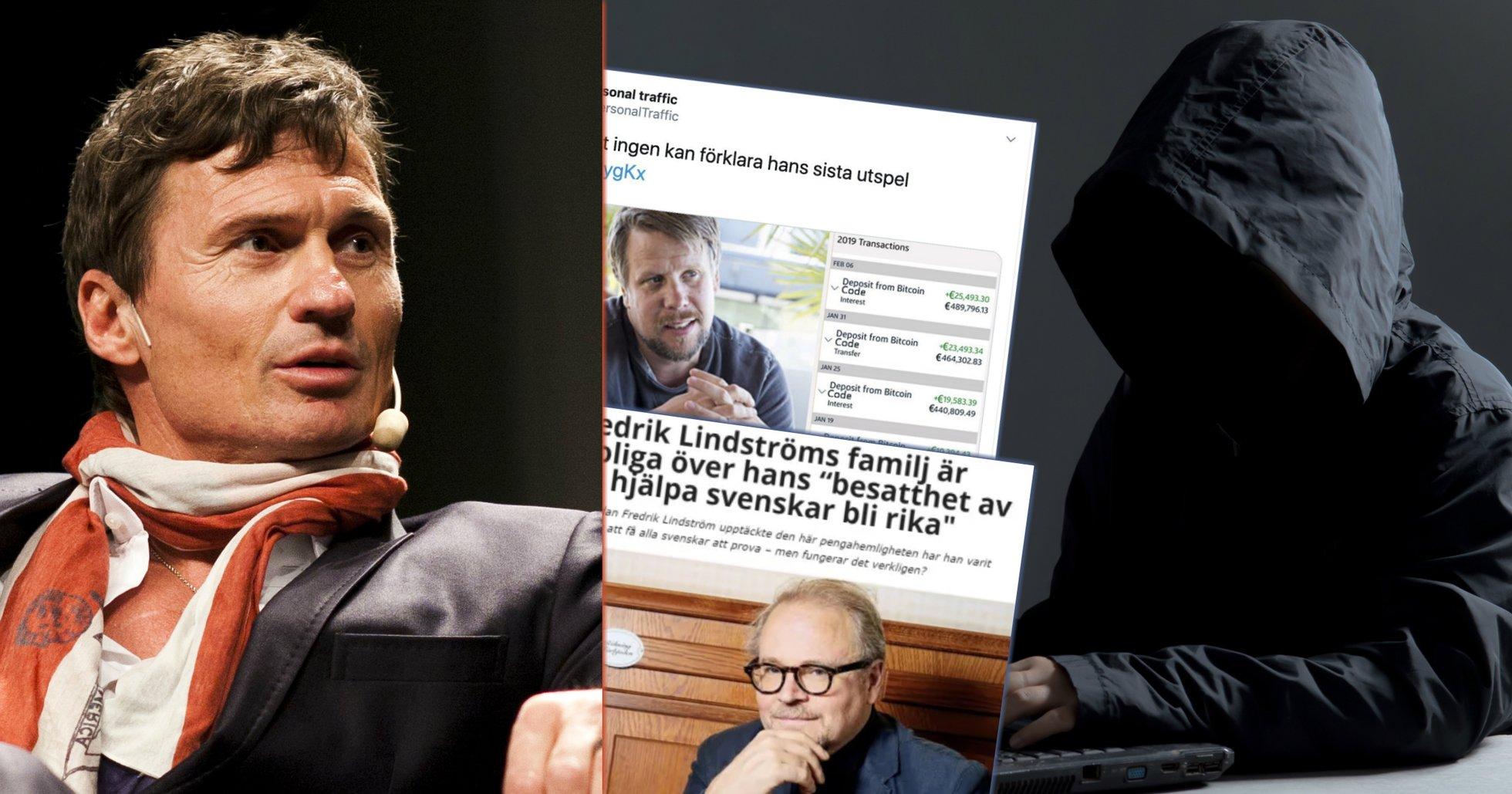 Hotellmagnaten Petter Stordalen indragen i Bitcoin Code-härvan.