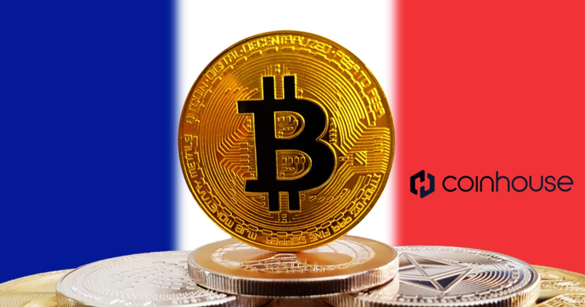 Nu har Frankrike fått sin första licensierade kryptobörs