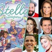 22 kändisar som skrivit barnböcker