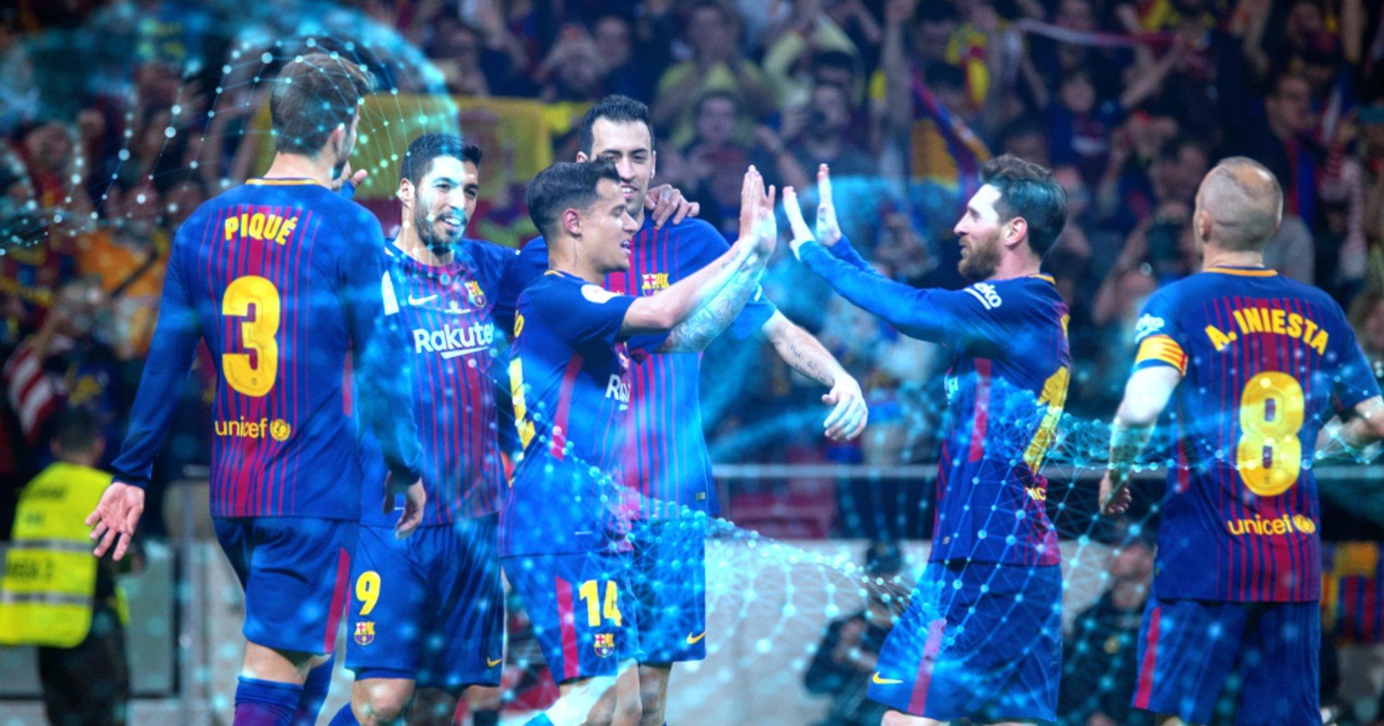 FC Barcelona lanserar blockkedjebaserad fan-token
