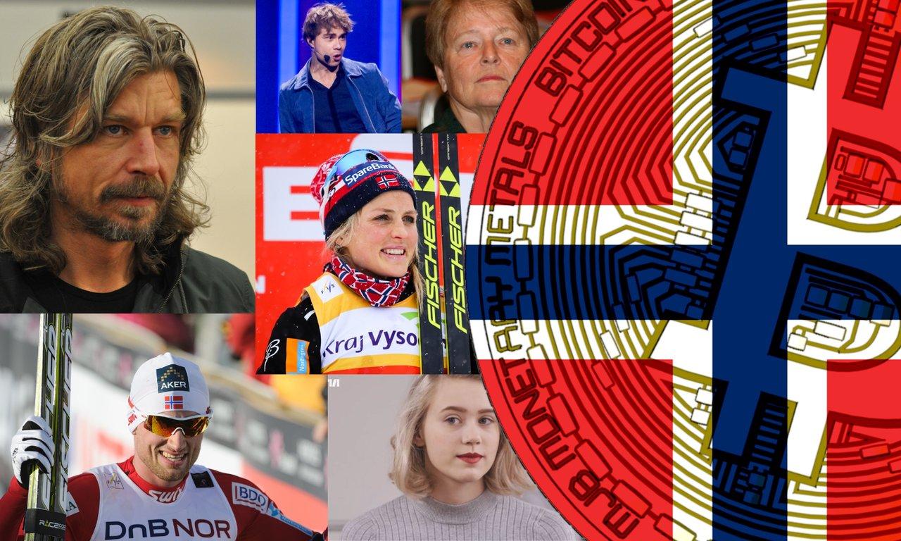 Nu äger alla norrmän 10 kronor i bitcoin var – här är anledningen