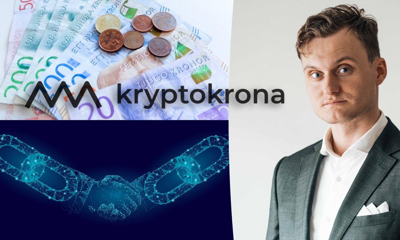 Kryptokrona vill utmana Riksbanken – med anonymitet och egen chattapp