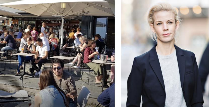 Stockholm Sanker Hyrorna For Restauranger Besoksliv
