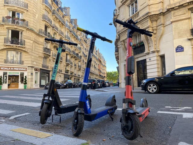 Voi collaborates with European competition to raise the bar for e-scooter sustainability
