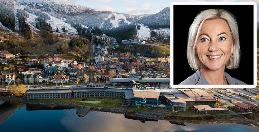 Satu Andersson blir ny vd för Åre Holiday Club. Foto: Pressbilder