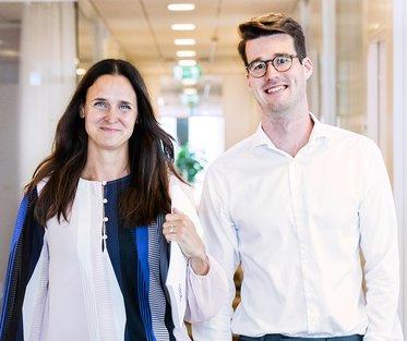 Hållbar finansiering i fokus på Svensk Exportkredit