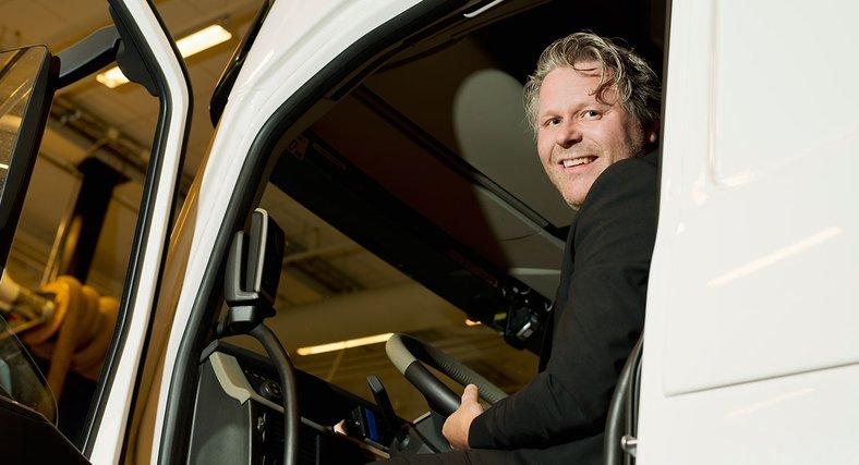 Volvokoncernen jammar fram idéerna på virtuella forum
