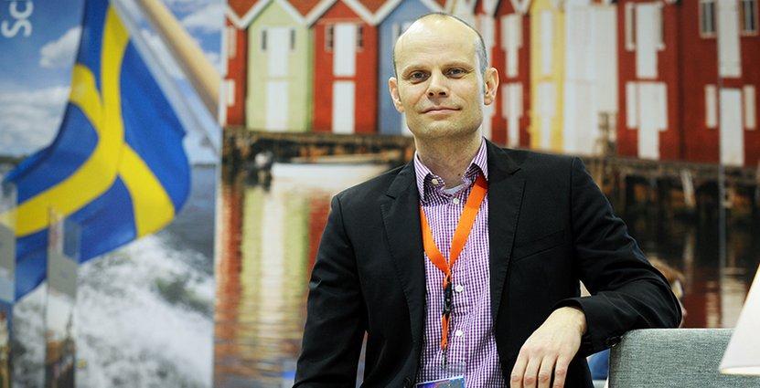 Fortsatt bra bokningstryck bland tyska turister som vill resa till Sverige, säger Nils John, landschef för Visit Sweden Tyskland.