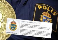 Svenska kändisar utnyttjas i bitcoinbedrägeri – nu varnar polisen för bluffannonserna