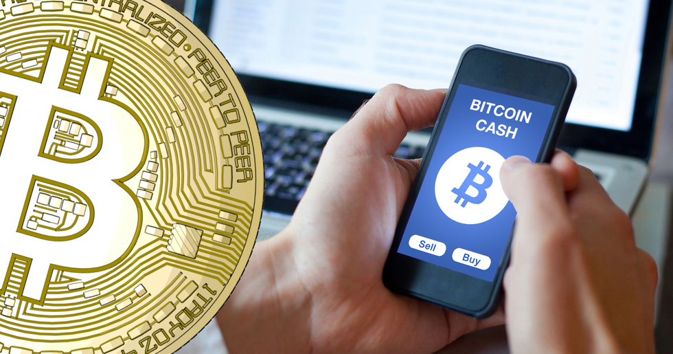 Bitcoin cash increases over 6 percent on rising crypto markets.