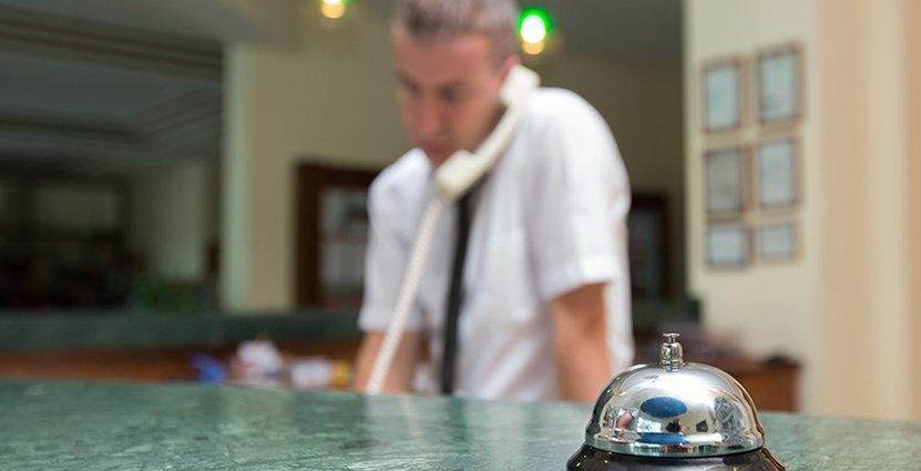 Tillsammans med bygg-, finans-, fastighetsbranschen har   hotell- och restaurangnäringen starkast jobbprognos just nu. Foto: Colourbox
