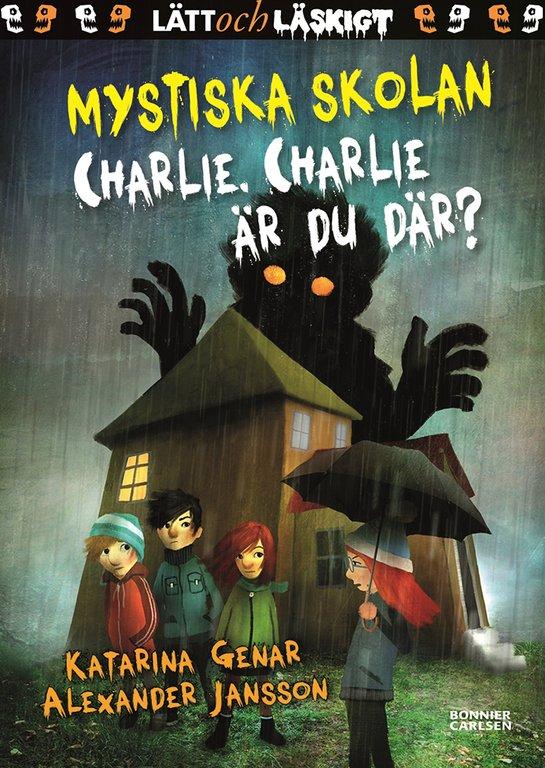 Perfekta läsningen för barn som älskar att bli rädda