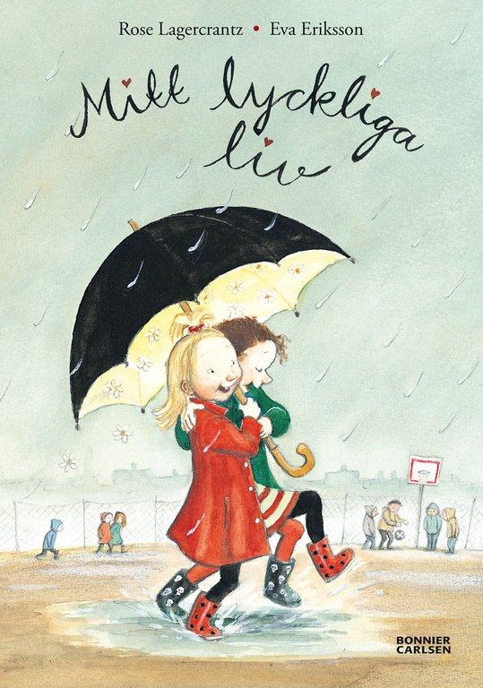"""Bokserien som älskas av både vuxna och barn: """"Dunne är tacksam för livet"""""""