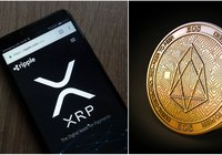Eos increases and xrp decreases on calm crypto markets