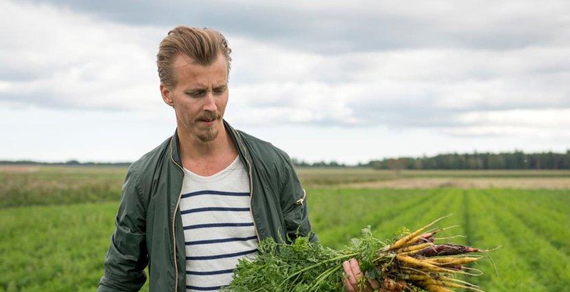 Med restaurangen Retaste vill Paul Svensson inspirera branschen att  mer hållbart.<br />  Foto: Fotografiska