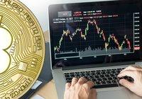 Bitcoinpriset över 10 000 dollar igen – men uppgången kan bli kortlivad