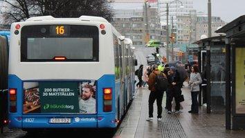 Hållplats Nordstan stängs mot Hisingen