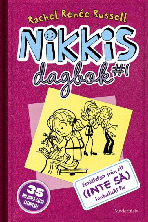 """6 hysteriska böcker för barn som älskar """"Dagbok för alla mina fans"""""""
