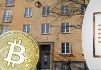 Vd för svensk mediekoncern köpte svart hyreskontrakt – betalade med bitcoin