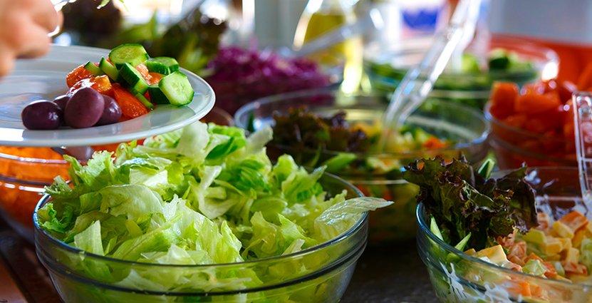 Fazer fixade mer gröna val – och fick med sig lunchgästerna genom nudging.