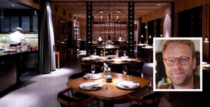 Europas bästa restauranger. Oaxen krog listas som nummer 42.  Foto: Oaxen pressbild