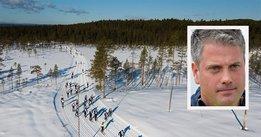 Paul Svensson ny hedersdoktor vid Örebro universitet