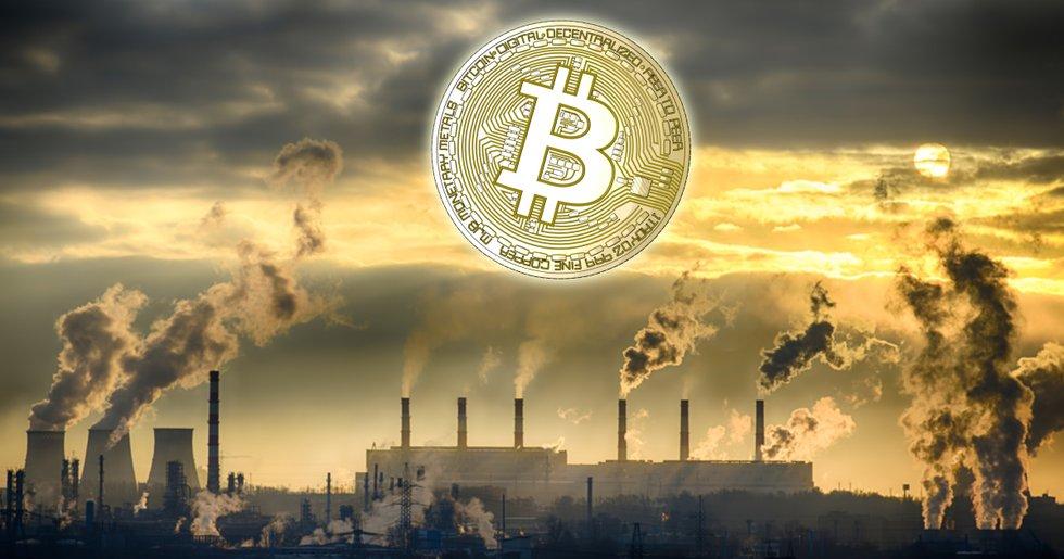 """Miljöaktivist: """"Gröna hackare världen över, låt oss förstöra bitcoin"""""""