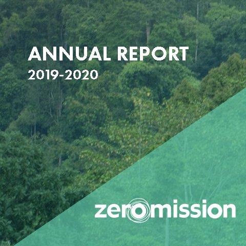 ZeroMission annual report 2019-2020