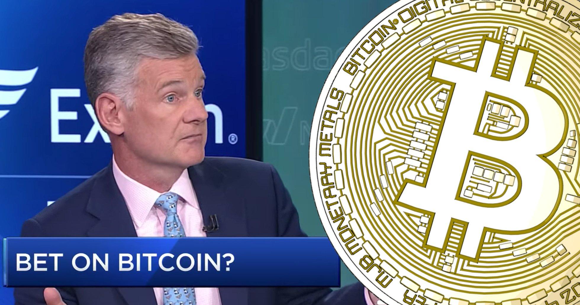 Investeringschefen: Sälj aldrig dina bitcoin – titta bara på Amazon.