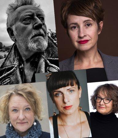 5 författare som själva läser in sina böcker