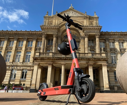 UK update: Voi deploys its first scooters in Northamptonshire and wins exclusive trial in West Midlands