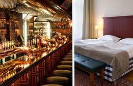 Pubkedjan vill växa med hotell i småstäder