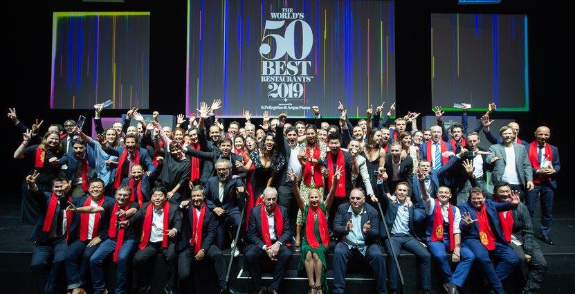Svenska Frantzén hamnade på plats 21 av 50 Best. Foto: Pressbild